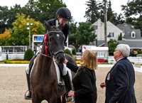 DAD (9-28-18) Class 400 USEF YH Test for 4YO Final