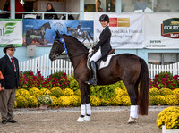 DAD (9-28-18) Class 508 FEI Prix St. Georges for Amateur CDIAm