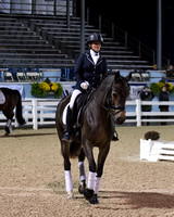 Class 201B USEF Fourth Level Test 1