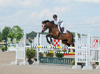 PJA Jumper Sunday (6-18-17) M&S-NAL-WIHS Child-Adult Jumper Classic