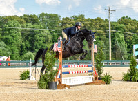 0.90m High Hopeful Jumper and Classic (5-20-18)