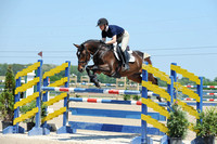 Blue Rock 95-17-17) 1.30m Open Jumper