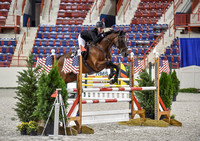 Harrisburg Classic (8-27-17) M&S-NAL-WIHS Child-Adult Jumper Classic 1.10m