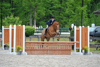 Blue Rock Horse Show - Sunday (5-22-16) Swan Lake Stables - Littlestown, PA