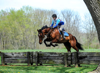 Cheshire Pony Club Spring Paper Chase (4-23-17) Cochranville, PA